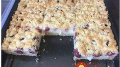 Rýchlovka z téglika: Úžasný jogurtový koláč s ovocím, v lete ho robím každý týždeň – je neskutočne chutný! Czech Desserts, Czech Recipes, Thing 1, Cookie Designs, No Bake Cookies, Ham, Waffles, Oatmeal, Deserts