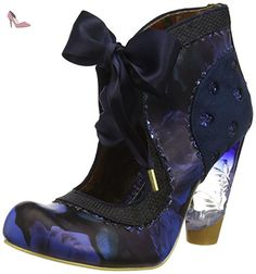 I Love You, Escarpins Femme - Multicolore (Off White/Gold), 36 EUIrregular Choice