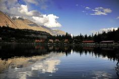 Shangrila Lake is located in Skardu in Pakistan.