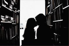 Sano Mountain Engagement Session: Tara + Tyler kissing in the library (photo by white rabbit studios)kissing in the library (photo by white rabbit studios) Engagement Pictures, Engagement Shoots, Couple Photography, Engagement Photography, Aesthetic Couple, Book Aesthetic, Bucky Barnes Aesthetic, Draco Malfoy, Romance