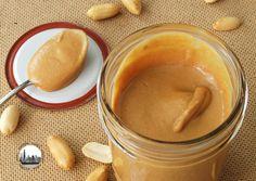 Crema di arachidi fatta in casa