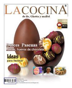 LacocinA by lacocinadeile ghetta maBel - issuu Chocolate Recipe Book, Chocolate Treats, Homemade Chocolate, Chocolate Recipes, Chocolate Cakes, Le Cordon Bleu, Chocolates, Chefs, Chocolate Company