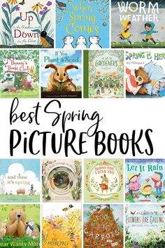 15 Best Spring Picture Books for Kids – Sarah White 15 Best Spring Picture Books for Kids – these adorable Spring stories are illustrated beautifully and perfect for snuggling up with your little ones for a good book. Kids Reading Books, Reading Logs, Kids Story Books, Stories For Kids, Reading Lessons, Guided Reading, Preschool Books, Preschool Activities, Reading Log Printable