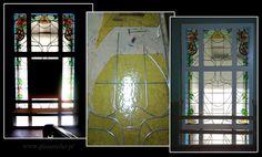 #glassatelier #staideglass #witraż #renowacja #pracownia witraży