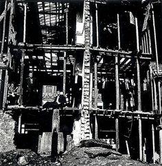Street Gang, Finsbury Park, 1958    Don McCullin  British, born 1935