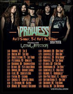 Pröwess on tour!