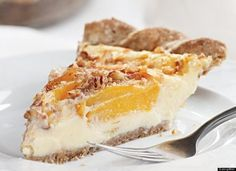Nora Ephron's Peach Pie from Food.com:   This is Nora Ephron's recipe for peach pie.  She says after trying out lots of peach pie recipes this one was the best.  I've tried it and completely agree........its delicious!