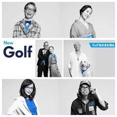 フォルクスワーゲンGolf の広告です🚙💨 ヘアメイクをKAORI'WSが担当しております。 . Volkswagen previous ad. Hair&make up by KAORI'WS.  #kaoriws #hairmake #ad #volkswagen #golf #photo #creator #creative #tbt #blue