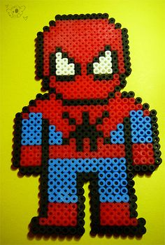 Getting the Hama beads out when I get home !