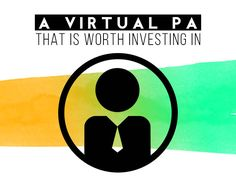 A Virtual PA That Is Worth Investing In. Hiring a Virtual PA is essentially an investment on behalf of your business. Virtual Office Assistant, Global Real Estate, Investing, Self, Business, Life, Creative, Projects, Check
