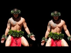 Male Hula Dancers St
