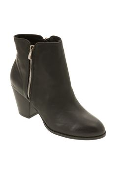 Really dig these ankle boots in tan