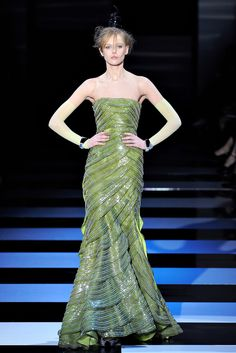 Armani Privé Spring 2012 Couture - Collection - Gallery - Style.com