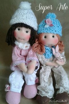 Muñecas hechas a mano  By Super Arte https://m.facebook.com/profile.php?id=269202153185927