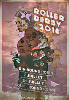 roller derby patins evil power girl quebec docteur acula