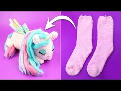 If you love unicorns you will definitely want to add this DIY unicorn pencil case to your collection! It's perfect for back to school too. Diy Unicorn Doll, Diy Unicorn Horns, Unicorn Diys, Diy Unicorn Cake, Unicorn Crafts, Unicorn Makeup, Magical Unicorn, Unicorn Pencil Case, Diy Pencil Case