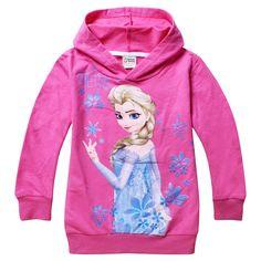 Frozen Queen Elsa hoody