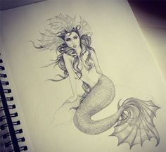Mermaid by ~MamaNats on deviantART