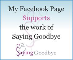 Love Saying Goodbye - www.sayinggoodbye.org #babyloss #miscarriage #sadness #difference #charity Saying Goodbye, Infant Loss, Grief, Trauma, Love Quotes, Baby Loss, How Are You Feeling, Feelings, Sayings