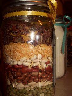 Easy Jar Mixes