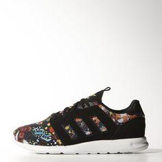 Las NECESITO ):  ♥ adidas - Zapatillas Casuales ZX 500 2.0 Mujer Core Black  ♥