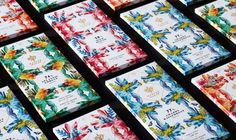 If you can get your hands on one of Harper Macaw's chocolate bars then you  are one lucky duck! A chocolatier that takes their practice very seriously  enlists the help of Design Armyto create packaging that captures the  essence of Brazil's rainforest.