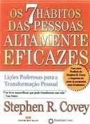 Covey, Ste, 7 Habitos Das Pessoas Altamente Eficazes, Os, Best Selle :: Aqui No Megaleitores Você Encontra Tudo Em Livros No Gênero Comportamento