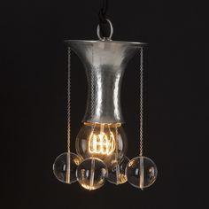 Hoffmann Pendant Lamp | Neue Galerie Design Shop & Book Store  #GISSLER #interiordesign