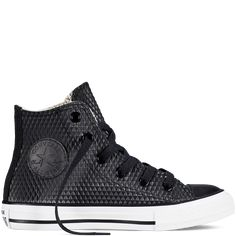 Chuck Taylor All Star Rubber Yth/Jr black