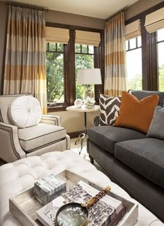 Gray And Tan Living Room Ideas Bedroom Curtains Paint