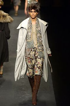 Dries Van Noten | Fall 2003 Ready-to-Wear Collection | Style.com