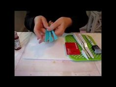 Acrylic Painting Tutorial - Gesso Texture on canvas Acrylic Painting Techniques, Painting Videos, Painting Lessons, Art Techniques, Art Lessons, Acrylic Painting Tutorials, Acrylic Art, Tole Painting, Painting & Drawing