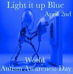 Autism awareness  Autism puzzled?