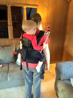 Lillebaby & Toddlers: Do you need a toddler carrier??