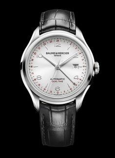 Baume & Mercier Clifton GMT 10112