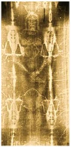 Shroud of Turin and Akiane Kramarik Revelations