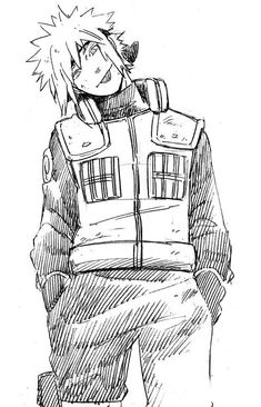 Minato why u hot?
