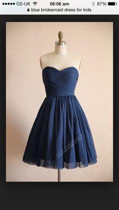 Alyssias bridesmaid dress