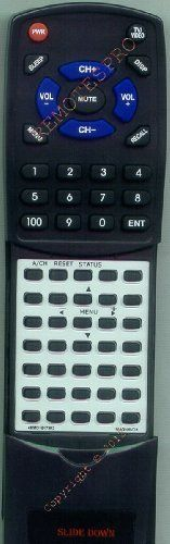 MAGNAVOX Replacement Remote Control for 00T251AGMA01, 483521917352, CR4520, CR4520A1 by Redi-Remote. $39.95. This is a custom built replacement remote made by Redi Remote for the MAGNAVOX remote control number 483521917352. *This is NOT an original  remote control. It is a custom replacement remote made by Redi-Remote*  This remote control is specifically designed to be compatible with the following models of MAGNAVOX units:   00T251AGMA01, 483521917352, CR4520, CR4520A1, CR45...