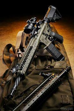 LWRC M6, guns, weapons, self defense, protection, 2nd amendment, America, firearms, munitions #guns #weapons