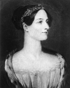 """""""the forgotten female programmers who created modern tech,"""" via npr. """"Augusta Ada, Countess of Lovelace, was the daughter of poet Lord Byron. The computer language ADA was named after her in recognition of her pioneering work with Charles Babbage. Isaac Newton, Steve Jobs, Einstein, Ada Lovelace, Executive Woman, Curly Hair Routine, Modern Tech, Feminist Quotes, Badass Women"""