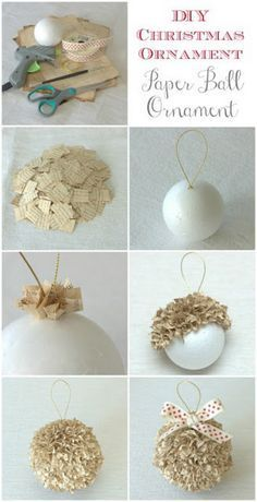 Decorate Your House with New Year Crafts