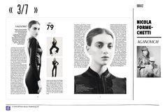 love that magazine Fräulein - Top-Trends Editorial Design Layouts, Portfolio Design Layouts, Page Layout Design, Magazine Layout Design, Graphic Design Layouts, Magazine Layouts, Editorial Design Magazine, Design Posters, Design Design