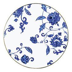 Bernardaud -  Collection Prince Bleu - #bernardaud #porcelaine #porcelain #tableware #tablesetting #tablescape