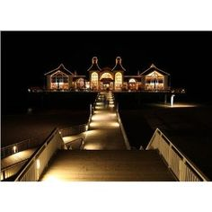 photo poster Sellin Pier in size: 70 x 50 cm by F. Art-FF77