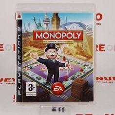 Videojuego MONOPOLY para PS3 E268352 de segunda mano #monopoly #ps3 #segundamano