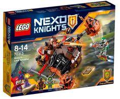 70313 LEGO Nexo Knights Moltors lavasmadrer