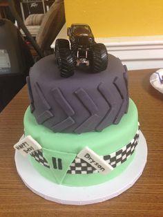 Bryson's 11th birthday cake