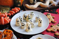 Turn your fruit into something scary this Halloween with our fruity Halloween recipes...