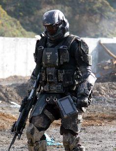 trajes tacticos militares futuristas - Buscar con Google